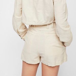 NWT High Waisted Free People Shorts